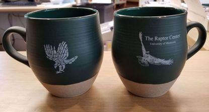 Picture of Ceramic Mug with Wordle Design
