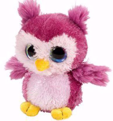 Picture of Wild Republic  Sweet and Sassy Pink Sherbet Plush Owl